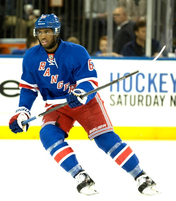 New York Rangers vs Chicago Blackhawks preseason Hockey