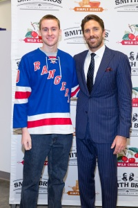 Me and Lundqvist