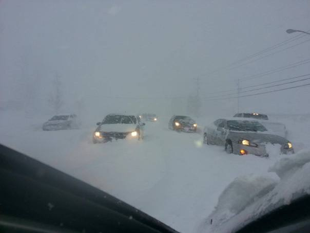 buffalo highway snow storn 11-20