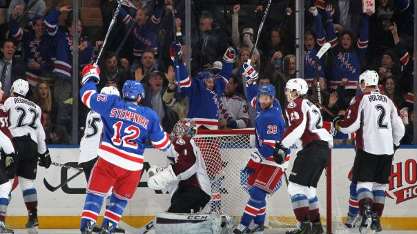 Kevin Hayes goal 11-13