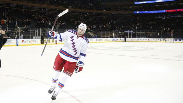rick nash second star 11-19