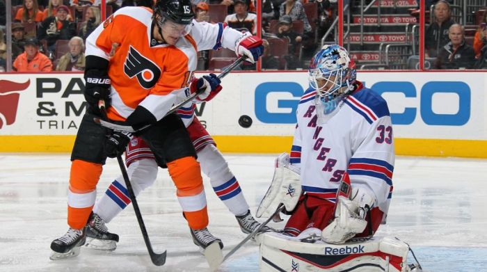 talbot vs flyers preseason