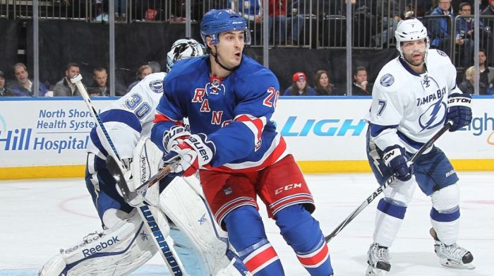 chris kreider vs lightning