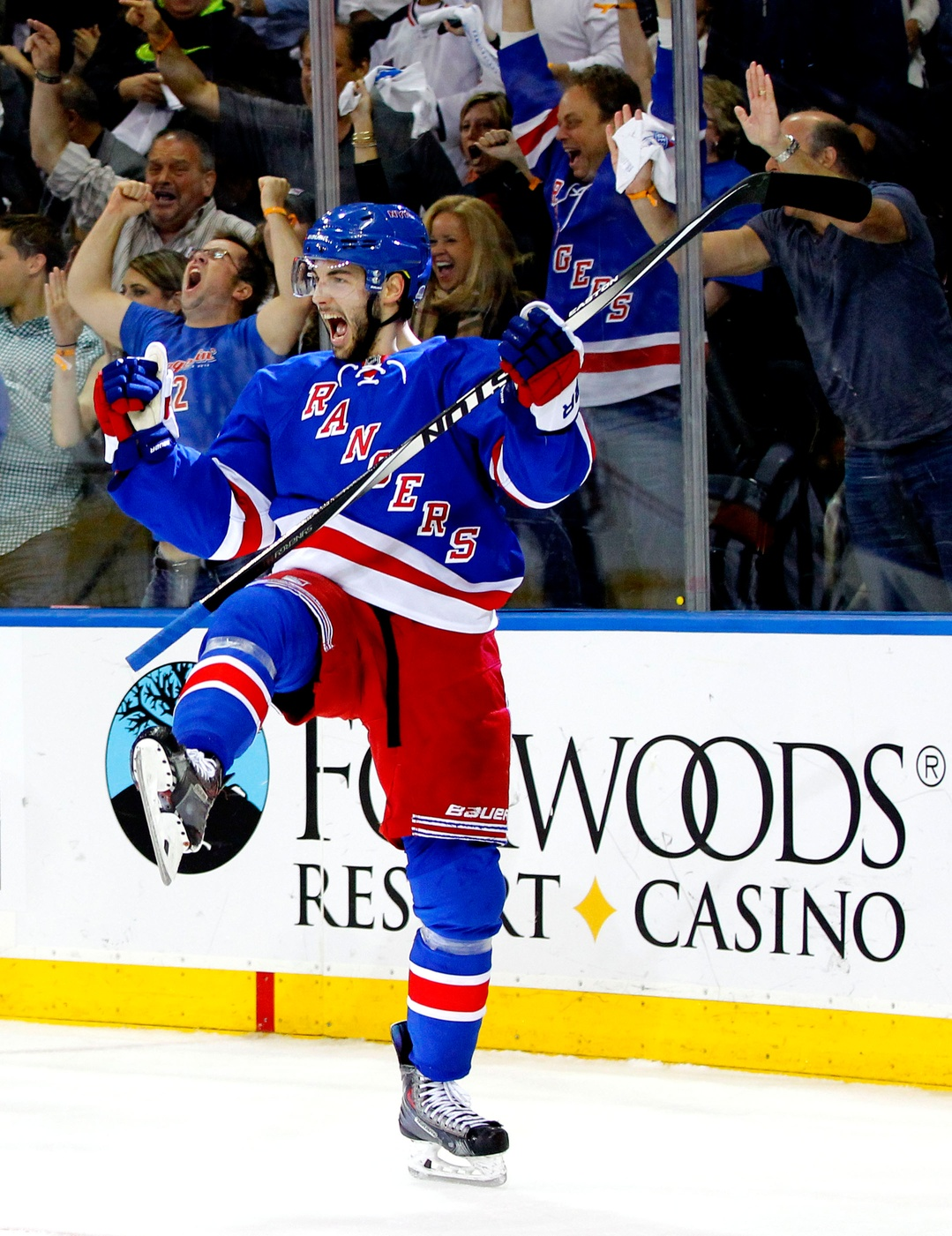 New York Rangers have a true number one center in Derick ...
