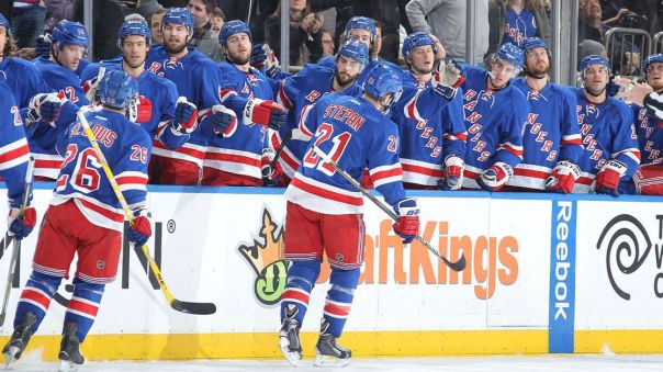 derek stepan and martin st louis 2-19