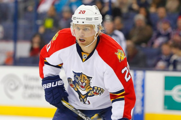 NHL: Florida Panthers at Columbus Blue Jackets