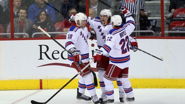 carl hagelin goal celebration 3-11