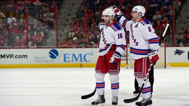 derick brassard goal celebration 4-11