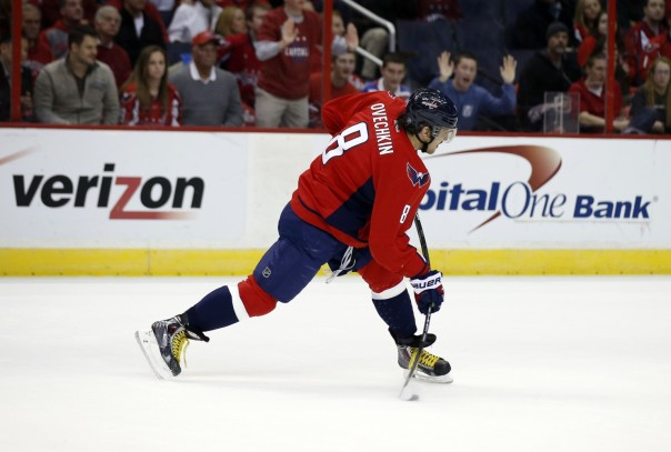 ovechkin slap shot