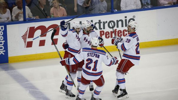 derick brassard goal celebration 5-20
