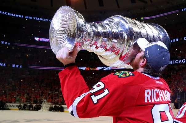 brad richards cup