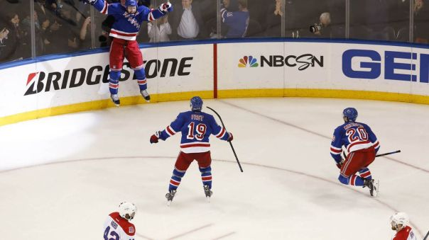 derek stepan goal celebration 5-13