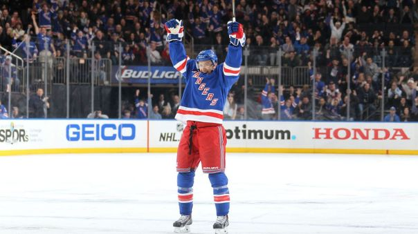 derek stepan power play celebration 3-22