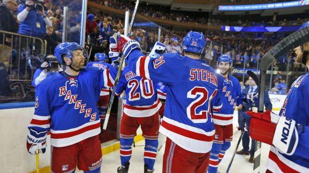 martin st. louis and stepan hi five 5-16