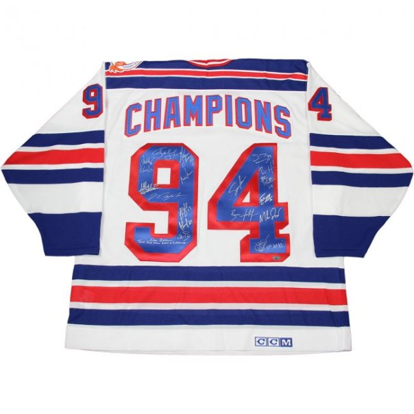 94 Rangers jersey