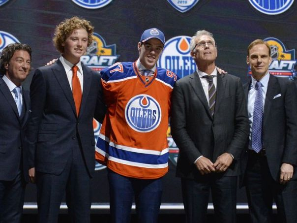 Connor McDavid draft pic