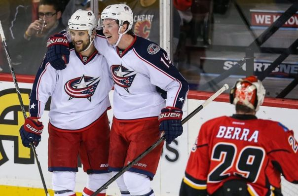 ryan johansen and nick foligno