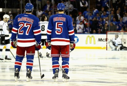 dan girardi and ryan mcdonagh