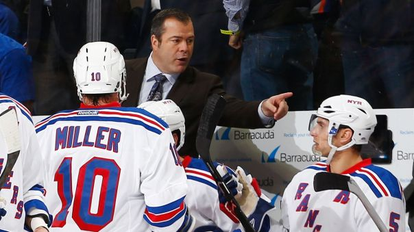 alain vigneault on bench 12-2