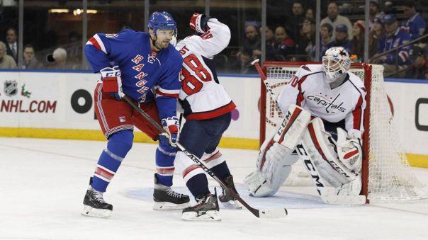 Rangers vs Capitals 12-20