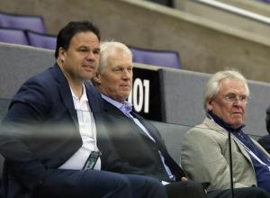 Jeff Gorton and Glen Sather