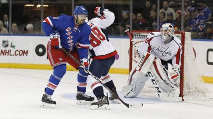 Rangers vs Capitals 12-20