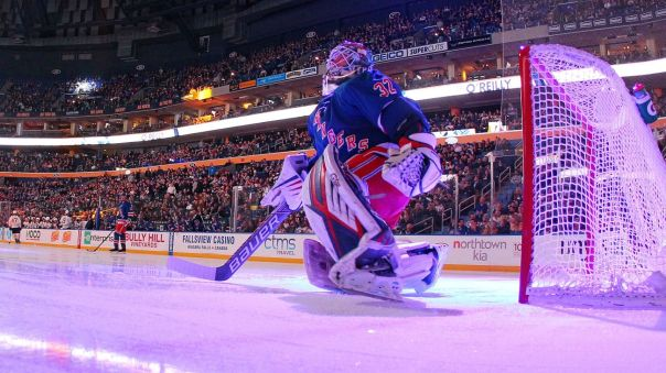 Antti Raanta side profile great picture 3-8