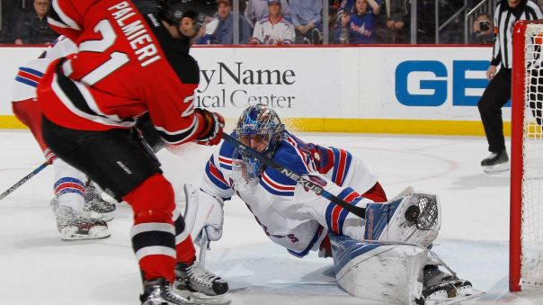 Henrik Lundqvist save great pic 2-23