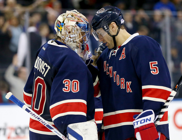 lundqvist and girardi